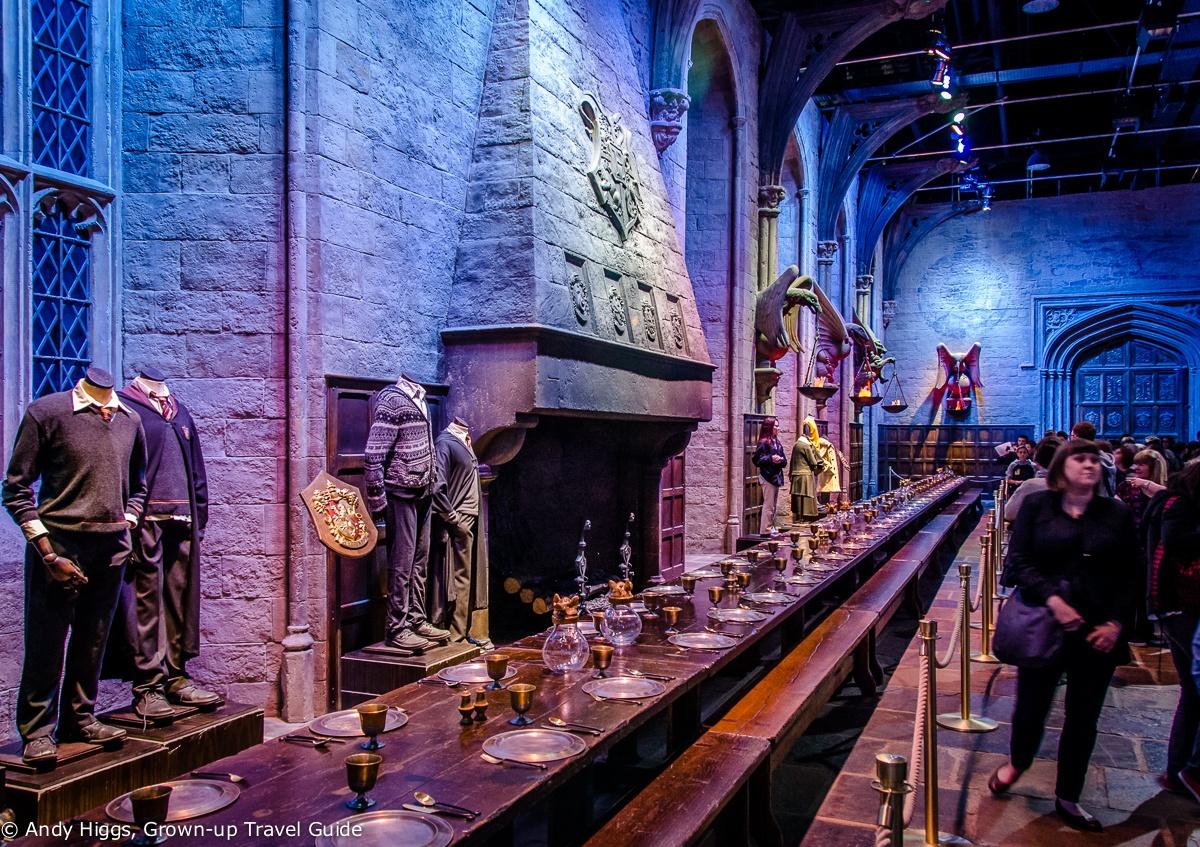 Warner Bros Studio Tour London The Making Of Harry Potter