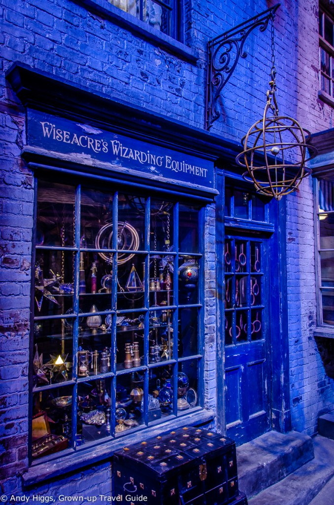 Wizarding equipment