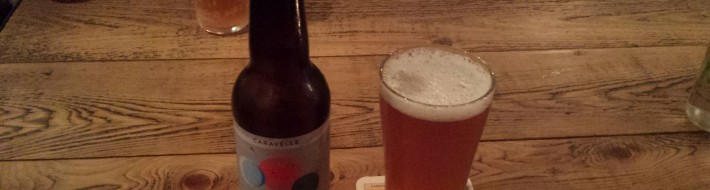 Grown-up Travel Guide Beer Diary - Day 189: Galactic from Caravelle of Barcelona, Spain