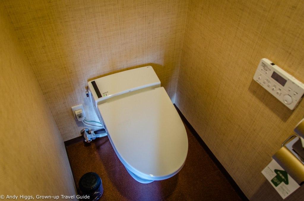 Hotel 2 Naha toilet