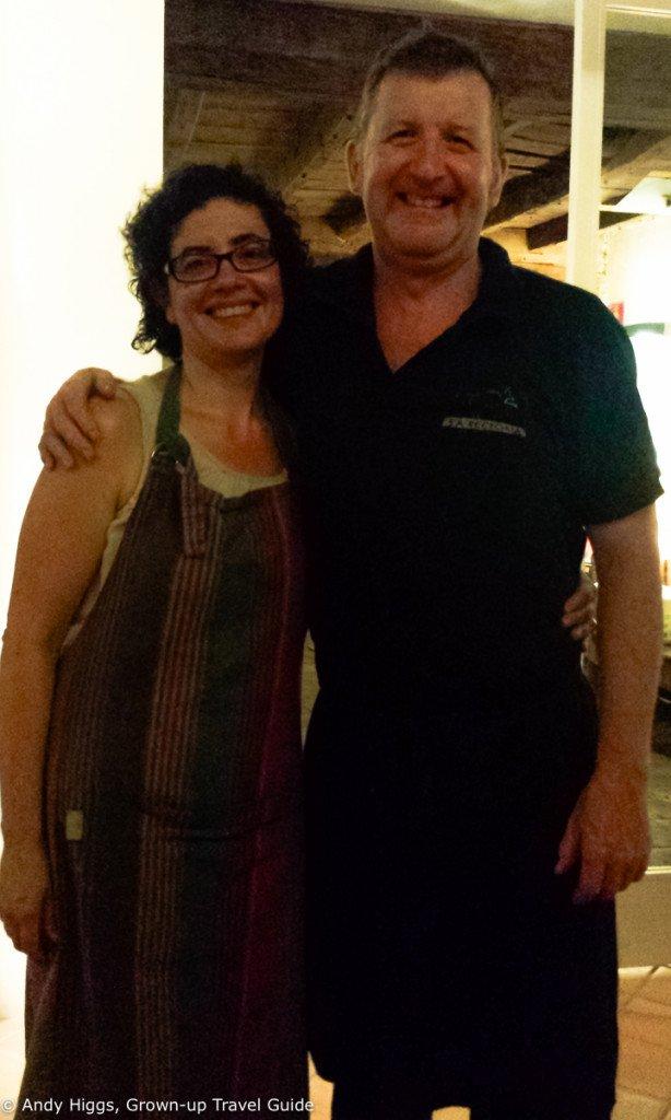 La Rectoria Roy and Goretti