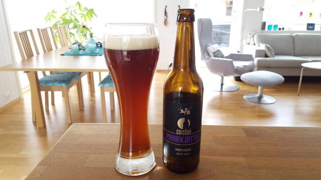 Grown-up Travel Guide Beer Diary - Day 268: Pinnekjøttøl from Coisbo Beer of Fyn, Denmark