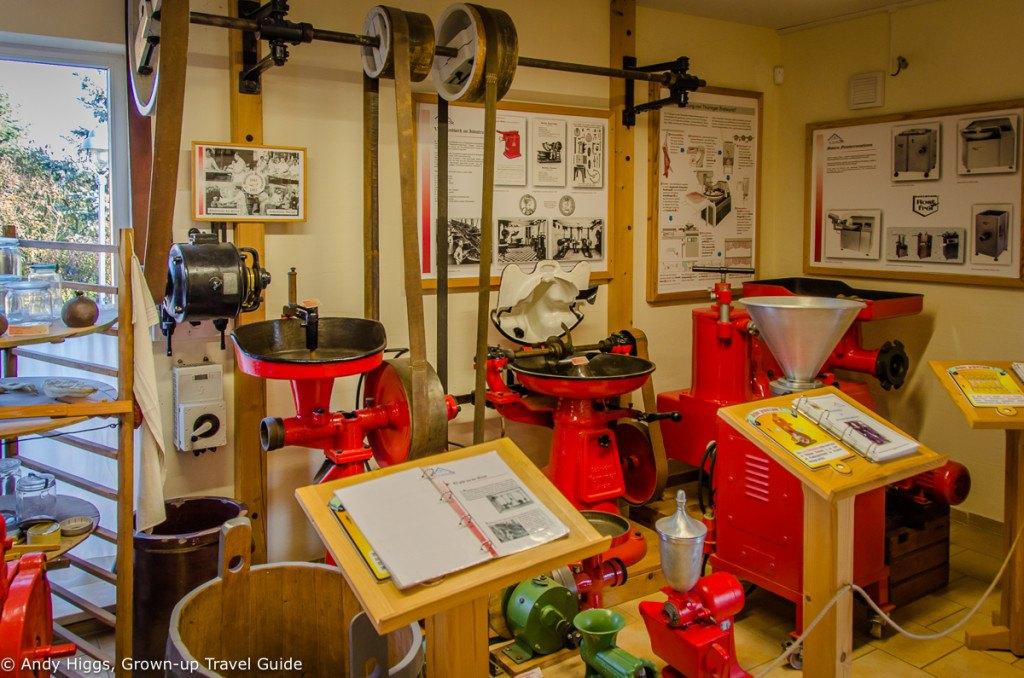 Bratwurst museum 6