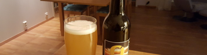 Grown-up Travel Guide Beer Diary - Day 330: Blonde Ale from Nøgne Ø of Grimstad, Norway