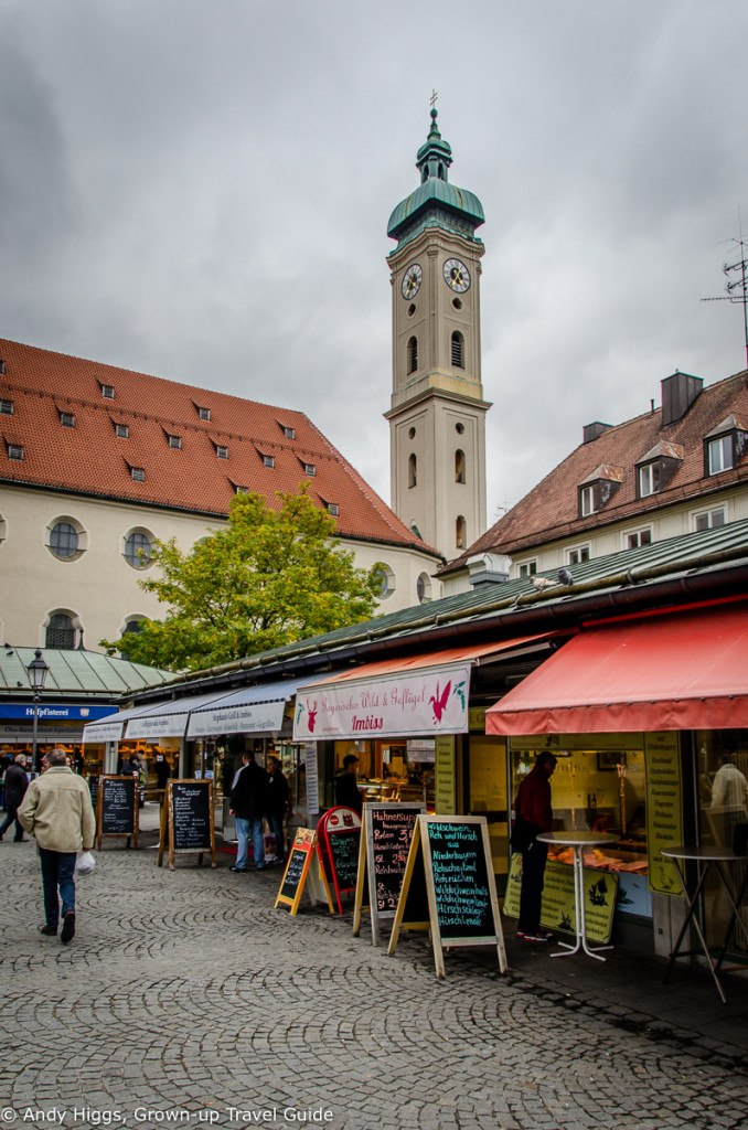 Munich city tour 9