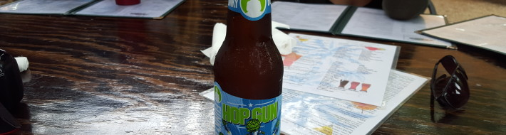 Grown-up Travel Guide Beer Diary - Number 392: Hop Gun from Funky Buddha Brewery of Oakland Park, USA