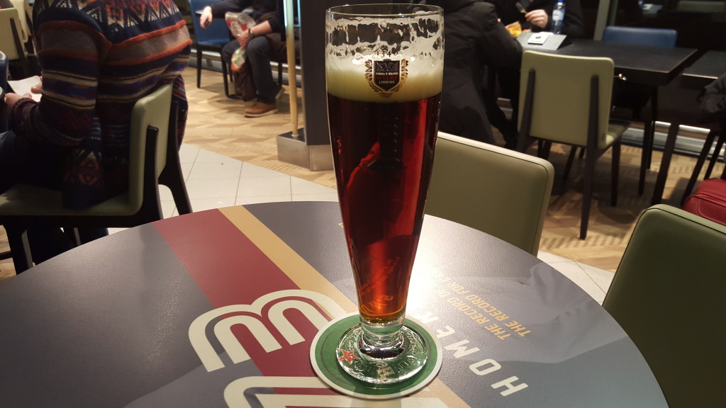 Grown-up Travel Guide Beer Diary - Number 394: Dubbelbock from Koninklijke Brand Bierbrouwerij of Limburg, the Netherlands