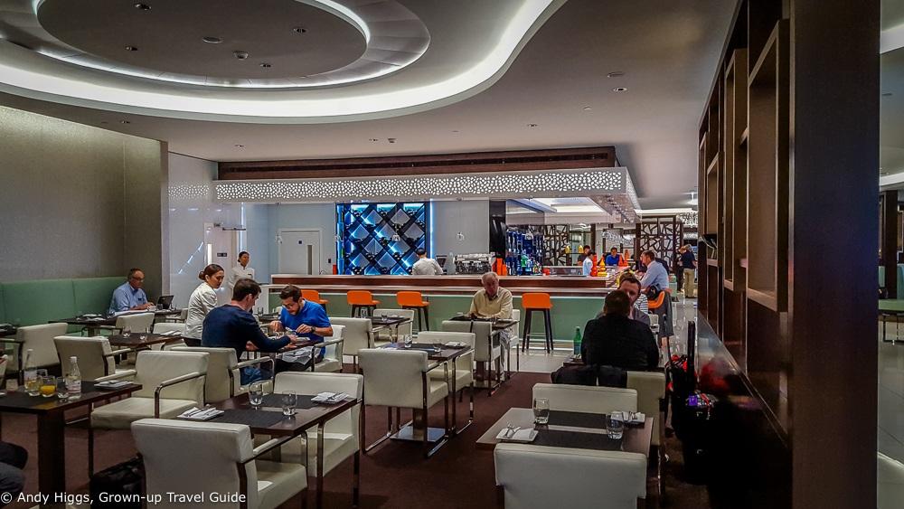 Abu Dhabi lounge 5