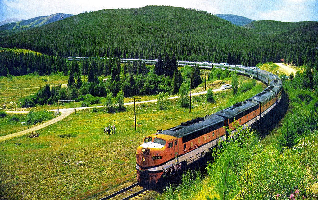 Trade the Car for a Train on Your next U.S. Trip - Grown-up Travel Guide.com
